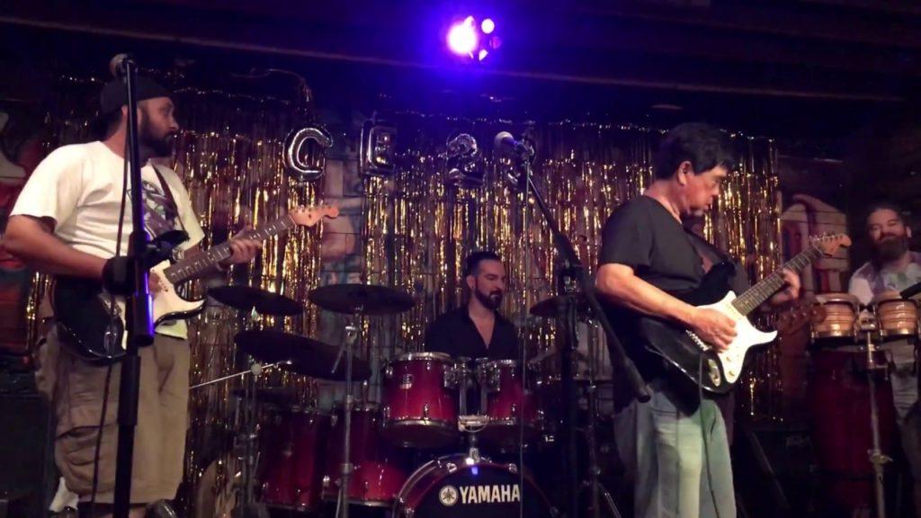 All Star, Jambro – Live & Improvised @CrazyElephant Singapore