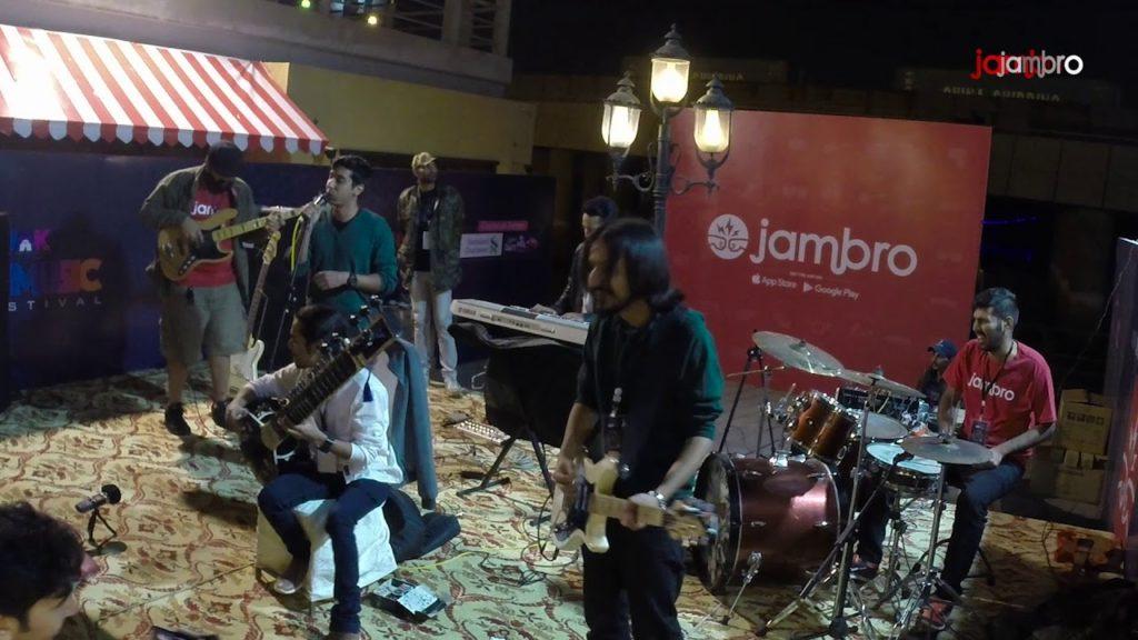 Fuse Control, Jambro JAMATHON @IAmKhi Music Festival 2017