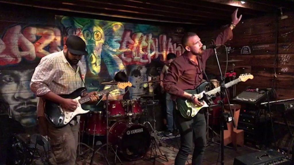Ganja Bae, Jambro – Live & Improvised @ Crazy Elephant Singapore