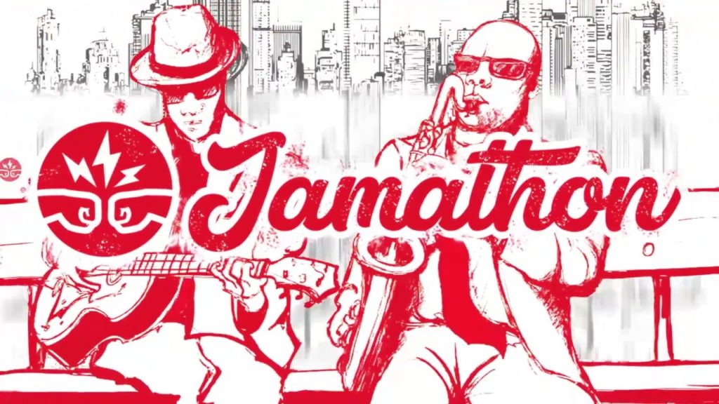 Jan Jan (Grant Green),  Jambro JAMATHON  @IAmKhi Music Festival 2017