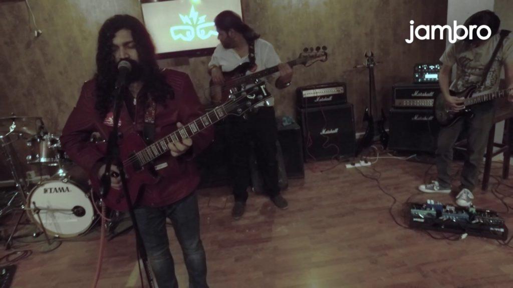 Bari, Lari, Dar & Shaikh, Jambro – Live & Improvised @BaseRockCafe Karachi