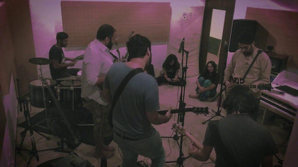 Edge weary, Jambro – Live & Improvised @Aleph Studio Karachi