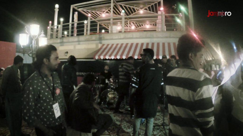 Alley, Jambro JAMATHON @IAmKhi Music Festival 2017