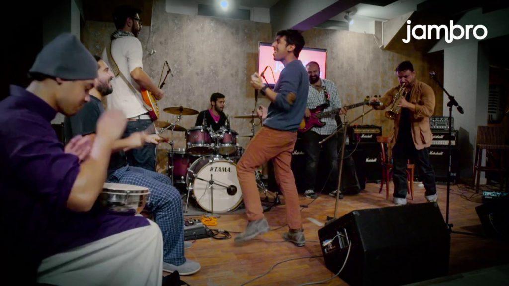 We Jambro, Jambro – Live & Improvised @BaseRockCafe Karachi