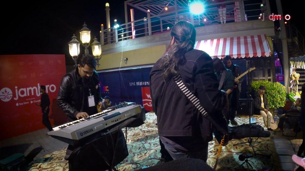 Jambro Baby, Jambro JAMATHON @IAmKhi Music Festival 2017